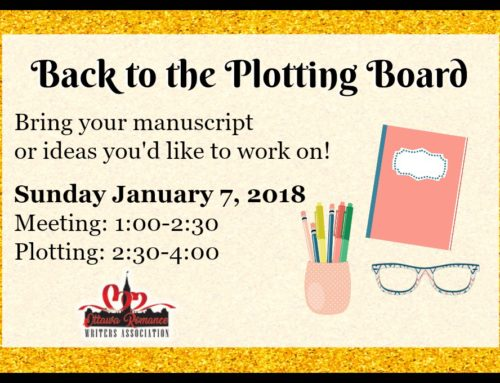 January 2018: Back to the Plotting Board