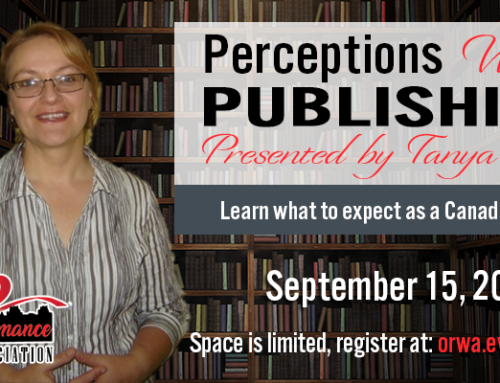 September Writing Workshop with Tanya Huff