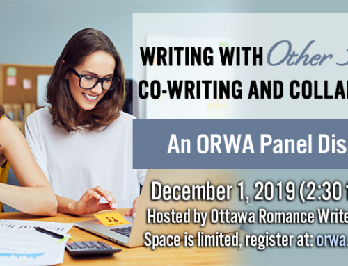 December 2019: Writing with others: Co-writing and collaboration